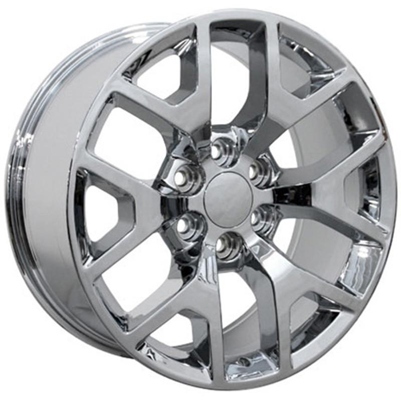 22 Wheels 99 14 Gmc Sierra 1500 Owh2020