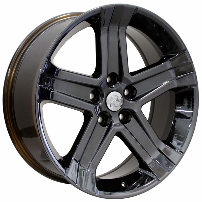 22 Inch Wheels 02 14 Dodge Ram 1500 Owh2049