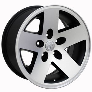 16-inch Wheels | 87-06 Jeep Wrangler | OWH2158