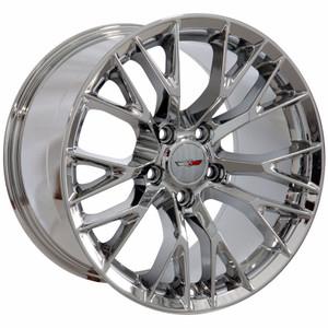 17-inch Wheels | 93-02 Chevrolet Camaro | OWH2725