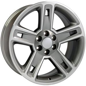 22-inch Wheels | 99-15 Cadillac Escalade | OWH3425