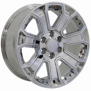 20-inch Wheels | 03-14 Chevrolet Express | OWH3577