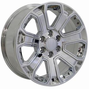 20-inch Wheels | 99-14 Chevrolet Silverado 1500 | OWH3578