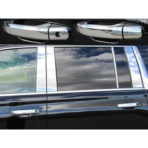 Luxury FX   Door Handle Covers and Trim   14-16 GMC Sierra 1500   LUXFX1715