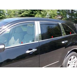 Luxury FX | Window Trim | 07-13 Acura MDX | LUXFX1770