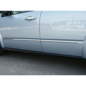 Luxury FX   Side Molding and Rocker Panels   08 Ford Taurus   LUXFX1858