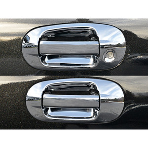 Luxury FX | Door Handle Covers and Trim | 03-16 Ford Expedition | LUXFX1922