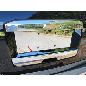 Luxury FX | Door Handle Covers and Trim | 15-16 Chevrolet Suburban | LUXFX1961