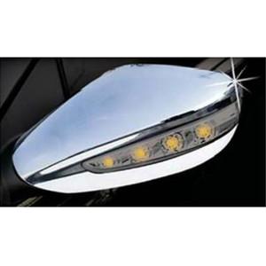 Luxury FX | Mirror Covers | 11-14 Hyundai Sonata | LUXFX2093