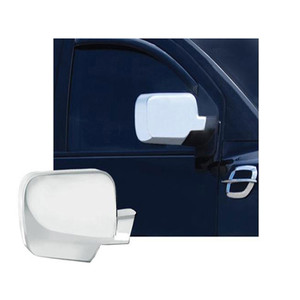 Luxury FX | Mirror Covers | 04-15 Nissan Titan | LUXFX2106