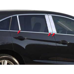 Luxury FX | Pillar Post Covers and Trim | 13-16 Acura RDX | LUXFX2289