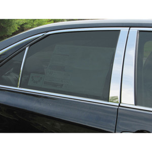 Luxury FX | Pillar Post Covers and Trim | 15-16 Toyota Camry | LUXFX2347
