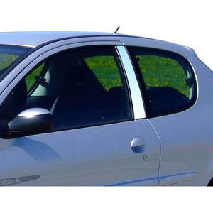 Luxury FX   Pillar Post Covers and Trim   03-09 Peugeot 206   LUXFX2419