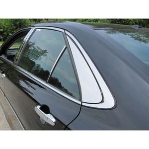 Luxury FX | Window Trim | 15-16 Toyota Camry | LUXFX2616