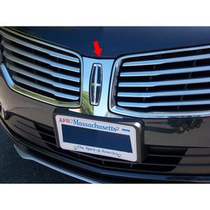 Luxury FX | Front Accent Trim | 15-16 Lincoln MKC | LUXFX2632