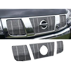 Luxury FX | Grille Overlays and Inserts | 04-07 Nissan Pathfinder | LUXFX2637