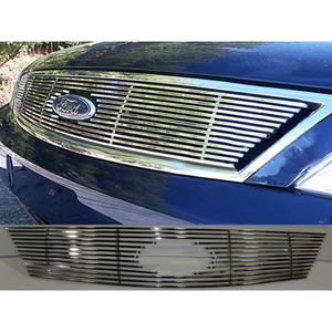 Luxury FX | Grille Overlays and Inserts | 05-07 Ford Five Hundred | LUXFX2653