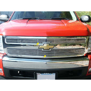 Luxury FX | Grille Overlays and Inserts | 07-09 Chevrolet Avalanche | LUXFX2659