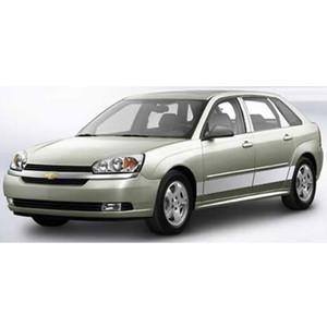 Luxury FX | Side Molding and Rocker Panels | 04-07 Chevrolet Malibu | LUXFX2751