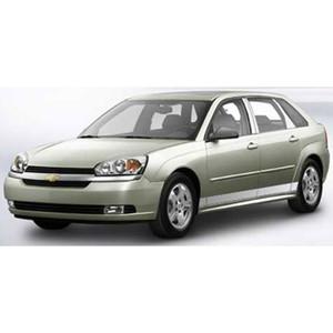Luxury FX | Side Molding and Rocker Panels | 04-07 Chevrolet Malibu | LUXFX2752