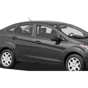 Luxury FX | Window Trim | 11-16 Ford Fiesta | LUXFX2866