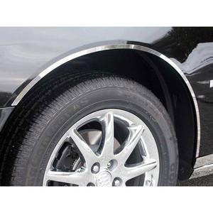 Luxury FX | Fender Trim | 06-11 Buick Lucerne | LUXFX2884
