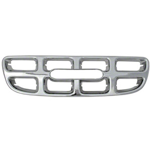 Grille Overlays and Inserts | 00-03 Isuzu Rodeo | GI-07