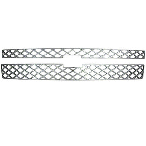 Grille Overlays and Inserts | 11-14 Chevrolet Silverado HD | GI-92