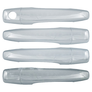 Brite Chrome | Door Handle Covers and Trim | 04-09 Cadillac SRX | BCID010