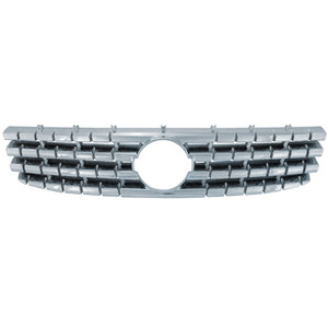 Brite Chrome | Grille Overlays and Inserts | 05-06 Nissan Altima | BCIG017