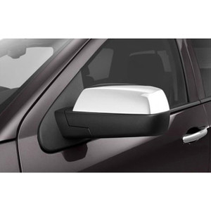 Brite Chrome   Mirror Covers   14-16 Chevrolet Silverado 1500   BCIM014