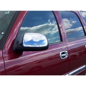 2005 Chevrolet Tahoe Parts Chrome Accessories