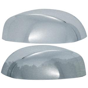 Brite Chrome   Mirror Covers   07-14 Chevrolet Tahoe   BCIM030