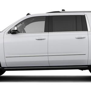 Brite Chrome | Side Molding and Rocker Panels | 15-16 Chevrolet Suburban | BCIR069
