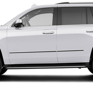 Brite Chrome | Side Molding and Rocker Panels | 15-17 Chevrolet Tahoe | BCIR071