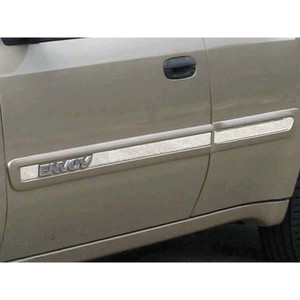 Luxury FX | Side Molding and Rocker Panels | 02-08 GMC Envoy | LUXFX3046