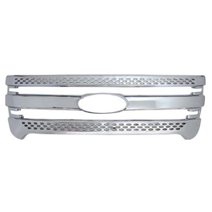 Premium FX | Grille Overlays and Inserts | 11-15 Ford Explorer | PFXG0554