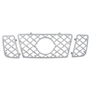 Premium FX | Grille Overlays and Inserts | 08-13 Nissan Titan | PFXG0587