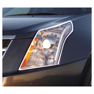Premium FX | Front and Rear Light Bezels and Trim | 10-13 Cadillac SRX | PFXH0030