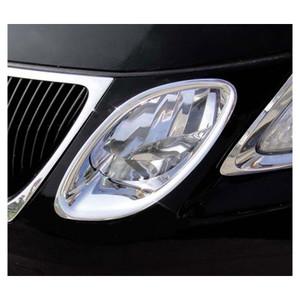 Premium FX | Front and Rear Light Bezels and Trim | 06-11 Lexus GS | PFXH0077