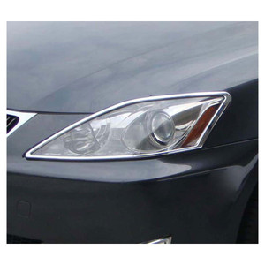 Premium FX | Front and Rear Light Bezels and Trim | 06-12 Lexus IS | PFXH0081