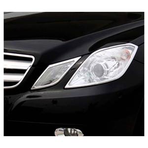 Premium FX | Front and Rear Light Bezels and Trim | 10-13 Mercedes E Class | PFXH0104