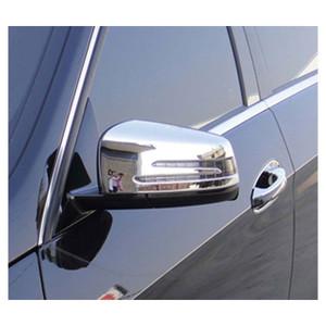 Premium FX Chrome Top Mirror Covers w//Signal Cutouts for 11-2016 Hyundai Elantra