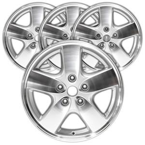 JTE Wheel | 16 Wheels | 03-07 Dodge Caravan | JTE0001
