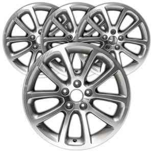 JTE Wheel   18 Wheels   08-10 Ford Fusion   JTE0036