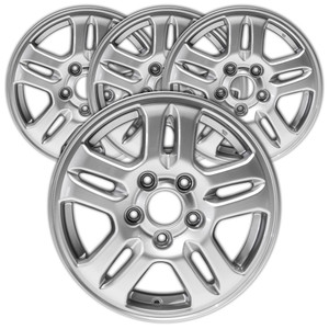 JTE Wheel | 15 Wheels | 02-05 Honda CR-V | JTE0101