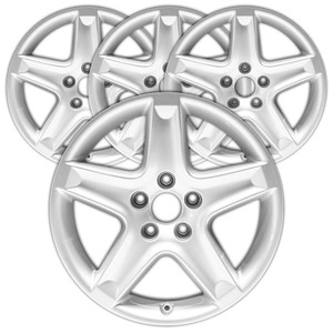 JTE Wheel | 17 Wheels | 04-06 Acura TL | JTE0163