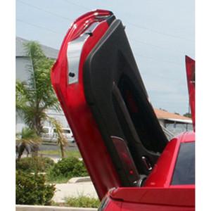 American Car Craft | Door Panel Trim | 10_13 Chevrolet Camaro | ACC1115