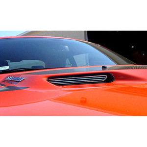 American Car Craft | Grille Overlays and Inserts | 08_14 Dodge Challenger | ACC1729