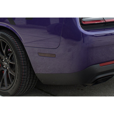 American Car Craft | Front and Rear Light Bezels and Trim | 15_17 Dodge Challenger | ACC1803